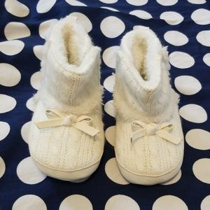 Carter's Infant Knit Booties